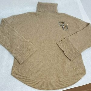 Size S Michael Kors T-neck Sweater